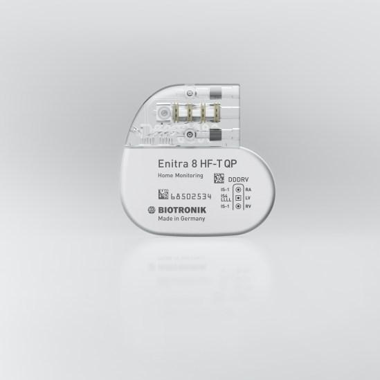 Трехкамерный электрокардиостимулятор Enitra 8 HF-T QP от BIOTRONIK