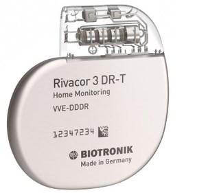 Двухкамерный кардиовертер-дефибриллятор Rivacor 3 DR-T от BIOTRONIK