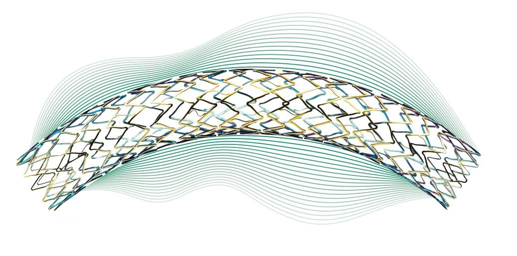 Периферический самораскрывающийся стент Dynamic® от BIOTRONIK